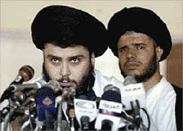 Having seen their hopes for a post-Saddam renewal of Iraq disintegrate amidst growing USA oppression, many Sh'ias are drawn to the strident anti-occupation position of Muqtada al-Sadr