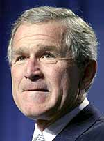 Given that the illegitimacy of his order to invade Iraq has become apparent even to his supporters, USA President Bush is scrambling about for a diversionary tactic ? roll out the old ?spreading democracy lie?.