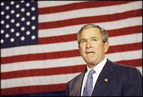 The invasion was easy. The hard part will be retaining control of Iraq, whilst allowing a semblance of democracy.