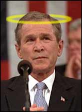 With a personal vote from the neocon God, can this man do no wrong?