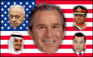 The Bush administration?s real foreign policy must be considered in the light of who it considers its foreign allies.