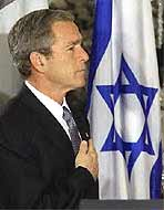 From Wolfowitz to Pearle, the Bush regime is packed with Zionists, Jewish, Christian, as well as secular.