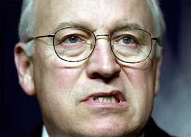 Throughout his long career in the coridors of power and money, Dick Cheney has allied himself with the industries of hate, exploitation, and murder.