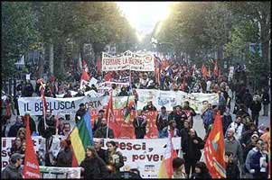 Representatives of all sections of radical European politics met in Paris for the ESF, in an attempt to work out a new world free of injustice, violence, and environmental destruction.