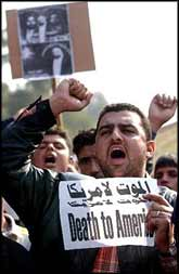 Most Iraqis hated Saddam Hussein. Most Iraqis hate the USA occupiers. Nothing has changed with Saddam?s capture.