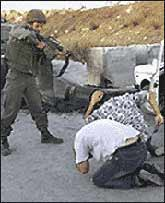 Checkpoints offer Israeli youths an opportunity to enact violent phantasies on people, whilst staying within the Jewish moral fold.