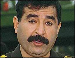 Despite lengthy questioning, Kamel Hussein was able only to confirm that Saddam Hussein's WMDs were destroyed.