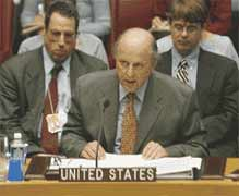 USA Ambassador to the UN, John Negroponte