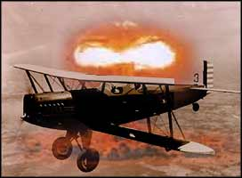 From Zepplins to U2 bombers, the war plane has been the military's favourite weapon of domination.