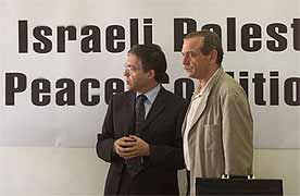 Yossi Beilin and Yassir Abed Rabbo, with their reliance on euphemisms, platitudes, and multi-clause non-commitments, may make good careers in politics, but they will never achieve peace for Israelis without justice for Palestinians.