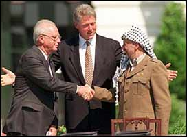 The Oslo Accords enshrined in international law the removal of national identity from the majority of Palestinians, but this was not enough for the Israeli right-wing.