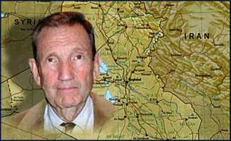Ramsey Clark is a former Washington insider who has become a high profile thorn in the side of the Bush administration.