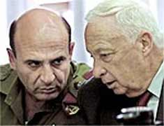 From Qibya to Sabra and Shatila, from Gaza to Damascus, Ariel Sharon knows only the language of massacre and oppression.