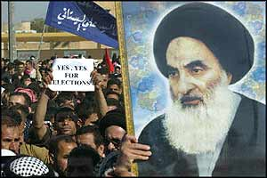 Ayatollah al-Sistani is taking a huge risk by deferring to UN investigations before giving a final ultimatum. His peace offer must not be abused.