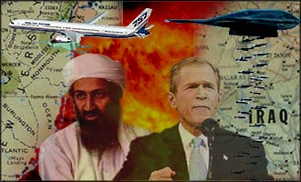 Far from bringing freedom and democracy to the world, George Bush's 'war on terrorism' is turning the 21st century into a time of fear and loathing.