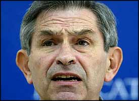 'For bureaucratic reasons, we settled on one issue, weapons of mass destruction because it was the one reason everyone could agree on. <br /> USA Deputy Defence Secretary, Paul Wolfowitz, May 28th, 2003.