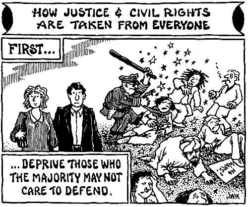 Cartoon courtesy of John Jonik