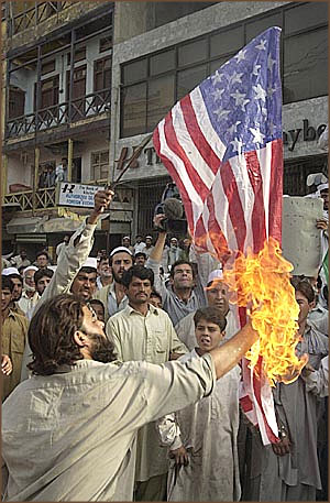 muslim hatred of USA